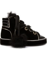 Nicholas Kirkwood - Polly Neige Hi-top Sneakers - Lyst