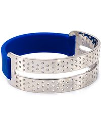 Marc By Marc Jacobs Perf-Ection Rubber Bracelet - Lyst
