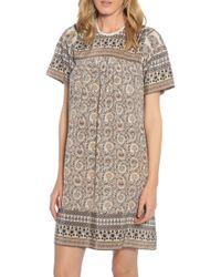 Sea T Shirt Dress - Lyst