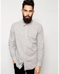 Diesel Sarsen Shirt Slim Fit Core - Lyst