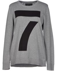 Rag & Bone Sweater - Lyst