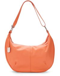 Furla Danielle Leather Hobo Bag - Lyst