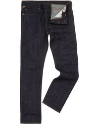 Denim And Supply Ralph Lauren Rigid Selvedge Regular Leg Jean - Lyst