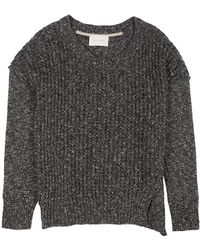 Brochu Walker The Bromley Pullover gray - Lyst