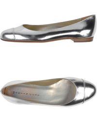Martin Clay - Ballet Flats - Lyst