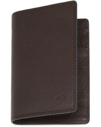 Mulberry Card Wallet brown - Lyst