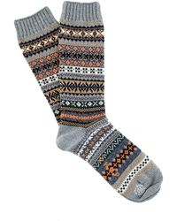 Chup | Natur Sock In Grey | Lyst