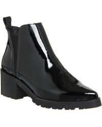 Office Cactus Point Cleated Sole Chelsea - Lyst