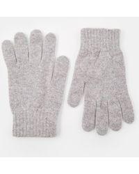 Glen Lossie - Lambswool Touch Gloves - Lyst