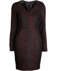 Obakki - Rumbek Long Sleeve Dress - Lyst
