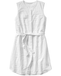 Gap Doublepocket Shirtdress - Lyst