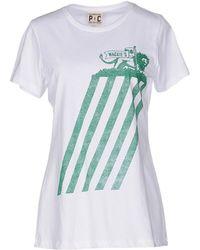 Palmer Cash - T-shirt - Lyst