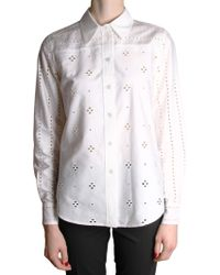 Marc Jacobs | White Shirt | Lyst