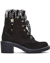 Nasty Gal Shellys London Coloa Sock Boot - Lyst