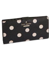 Kate Spade Cedar Street Stacy Wallet - Lyst