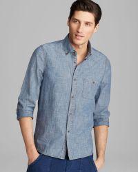 Alternative Apparel - Ken Sport Shirt Slim Fit - Lyst