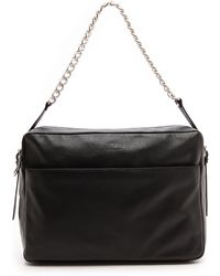 Maison Martin Margiela Convertible Backpack Satchel Black - Lyst