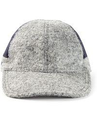Kenzo Panelled Cap - Lyst