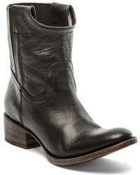 Freebird By Steven Black Merlot Boot - Lyst