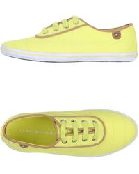 Tommy Hilfiger Low-Tops & Trainers - Lyst
