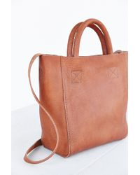 BDG Mini Leather Tote Bag - Lyst