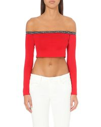 This Is A Love Song - Long-sleeved Jersey Top - Lyst