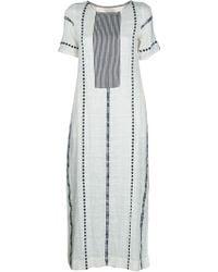 Ace & Jig Pre-Order: Maya Dress In Chord multicolor - Lyst
