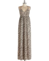 ModCloth So Safari So Good Dress - Lyst