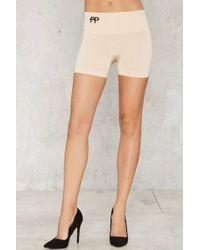 Nasty Gal | Shape It Off Boy Shorts | Lyst
