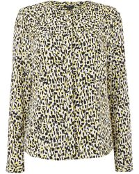 Therapy | Mark Maker Print Blouse | Lyst