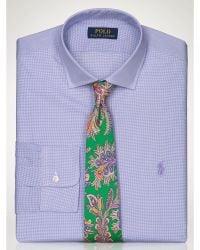 Polo Ralph Lauren Slim-Fit Checked Estate Shirt - Lyst