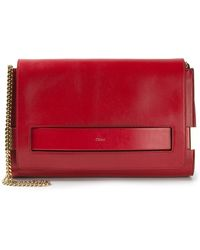 Chloé Elle Lambskin Cross-body Bag - Lyst