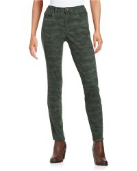 Two By Vince Camuto - Camo Skinny Jeans - Lyst