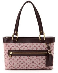 Louis Vuitton Pre-Owned Lucille Pm - Lyst