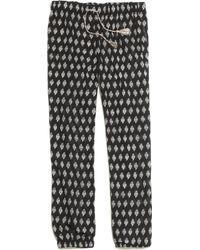Madewell Shorewalk Pants in Moroccan Floral - Lyst