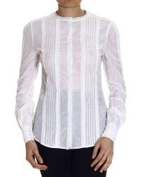 McQ by Alexander McQueen Shirt Woman Alexander Mcqueen - Lyst