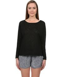 By Malene Birger Vinda Raglan Top - Lyst