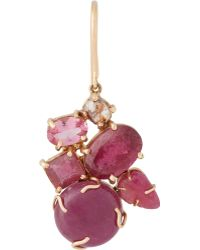 Sharon Khazzam | Multi-gemstone Norma Earring | Lyst
