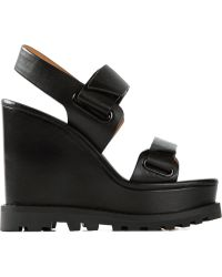 Marc By Marc Jacobs 'Street Stomp' Wedge Sandals - Lyst