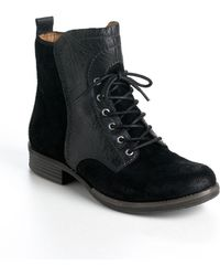 Naya - Agave Leather Boots - Lyst