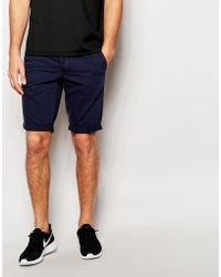 Minimum - Frede Shorts - Lyst