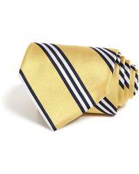 Brooks Brothers - Bar Stripe Tie - Lyst