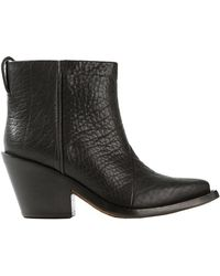 Acne Studios Donna Ankle Boot - Lyst