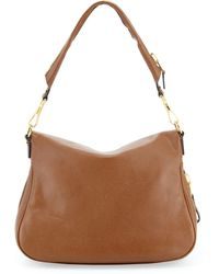 Tom Ford Womens Large Jennifer Flaptop Bag Tan - Lyst