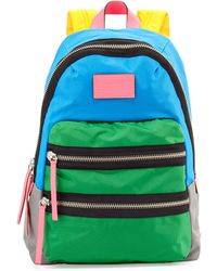 Marc By Marc Jacobs Loco Domo Packrat Backpack - Lyst