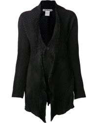 Issey Miyake Accordion Pleated Jacket - Lyst
