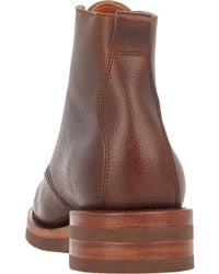 Yuketen - Scotch-Grained Eric Boots - Lyst