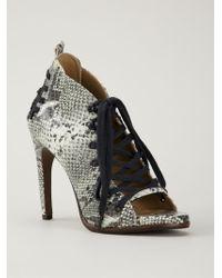 Atelje71 Savannah Pump Shoes - Lyst