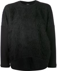 Giambattista Valli Shag Sweater - Lyst