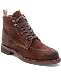Rag & Bone Brown Rowan Boot - Lyst
